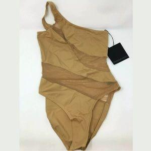 Norma Kamali one piece swimsuit